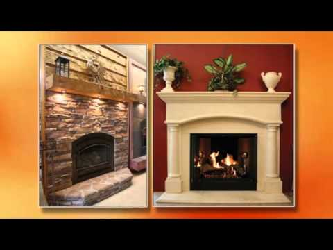 Custom Fireplaces & More - Cookeville, TN - YouTube