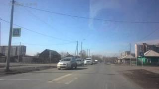 Водители в Абакане любят езду по встречной и на красный сигнал светофора