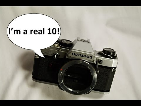 Introduction to the Olympus OM10, Video 1 of 2