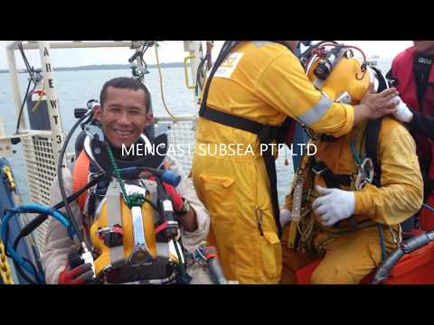 Commercial Diving & Rope Access @ Mencast Subsea