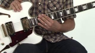 D'Angelico EX-DC Semihollow Guitar