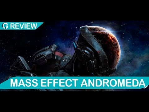 Análisis Mass Effect Andromeda (Xbox One - PS4)
