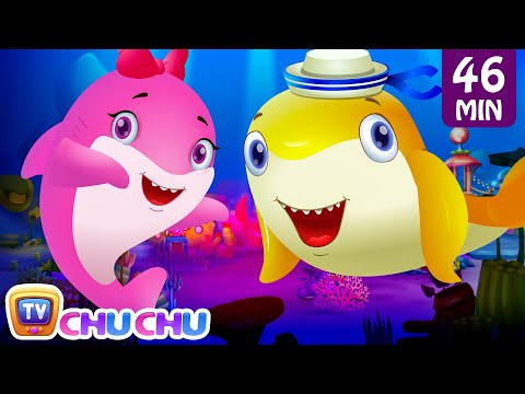 ChuChu TV Baby Shark - Good Habits and Many More Videos | Po