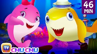 Baby Shark - Wake Up and Many More Videos | Popular Nursery Rhymes Collection by ChuChu TV