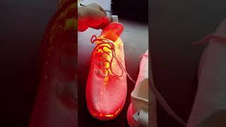 #IdeaFrames #Fiber #Optic #LED Light up #Shoes for Women Men USB Charging Fashion #Sneaker