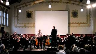Hasan N. Tura Concerto for Clarinet and String Orchestra - 1 Allegro Assai