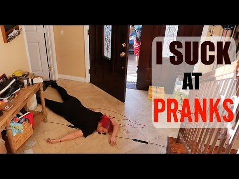 Thumbnail: I Suck At Pranks