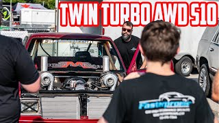 Fasterproms Twin Turbo AWD Gen V LT Twin Turbski S10 Build!