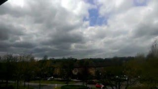 Weird sounds coming from the sky in Milton Keynes 2015
