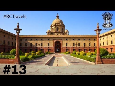 Rashtrapati Bhavan | #RCTravels North India | NEW DELHI | PART 13