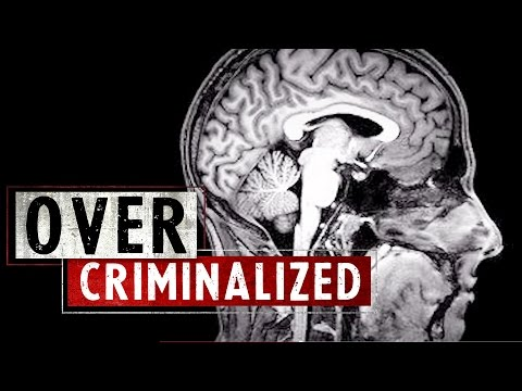 Why Are We Using Prisons to Treat Mental Illness? • OverCriminalized • BRAVE NEW FILMS