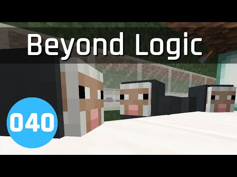 Beyond Logic #40: Walking Carpets | Minecraft