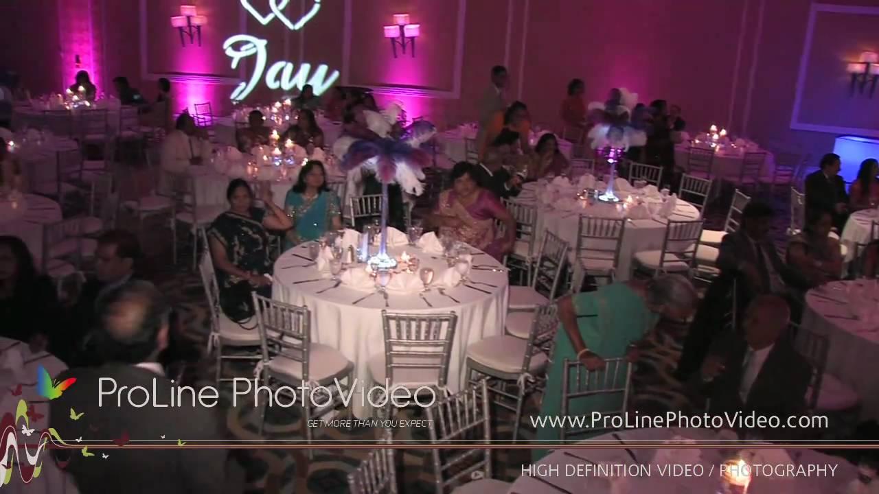 Wedding Pre Reception At Doubletree Somerset Hotel Nj Ruju And Jay