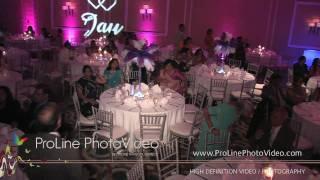 Wedding Pre-Reception at Doubletree Somerset Hotel, NJ (Ruju and Jay)