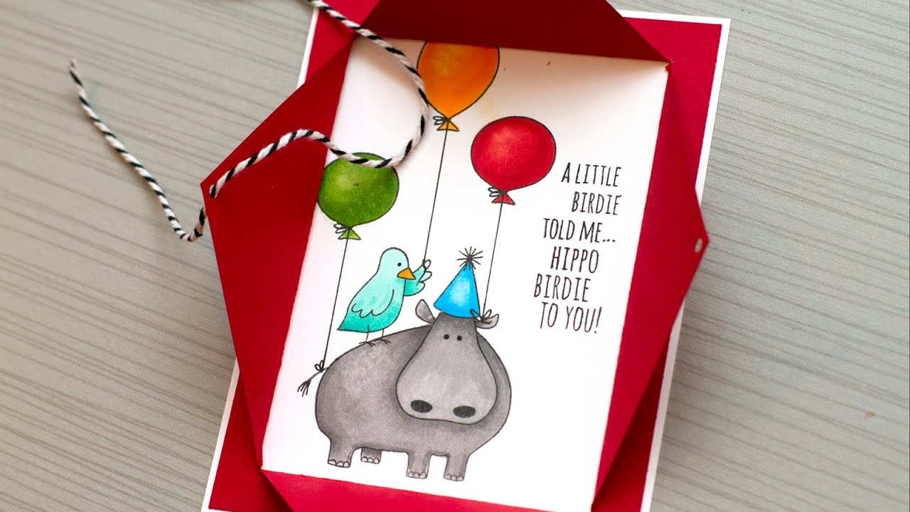 Surprise birthday card youtube bookmarktalkfo Images