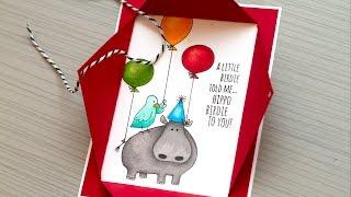 Surprise Birthday Card