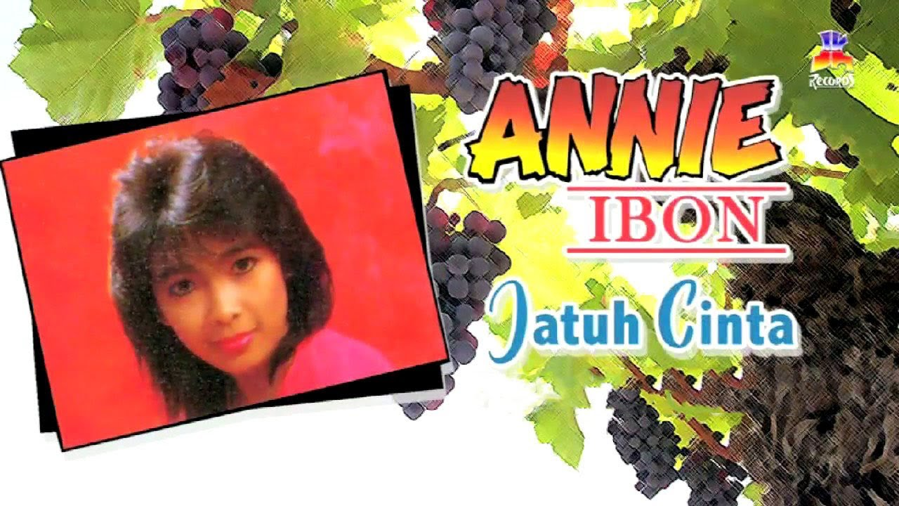 Citaten Annie Ibon : Annie ibon jatuh cinta official lyric video youtube