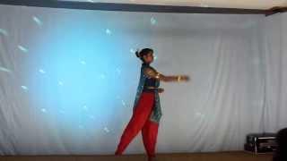 Dekhecho Ki Take Oi Nil Nodir Dhare (Subhomita) dance by Jayatee Ray