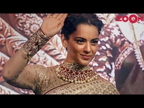 Kangana Ranaut CALLS OUT Bollywood stars for boycotting her Film