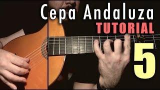 Pulgar Exercise - 37 - Cepa Andaluza (buleria) by Paco de Lucia