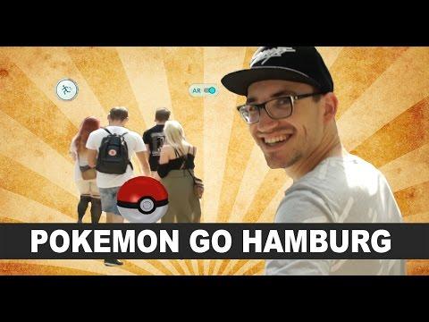 PokemonGo City Check Hamburg