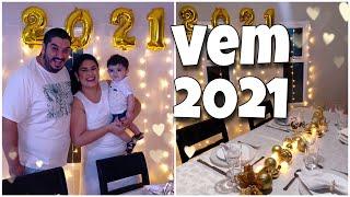 VLOG: nosso ano novo 2020