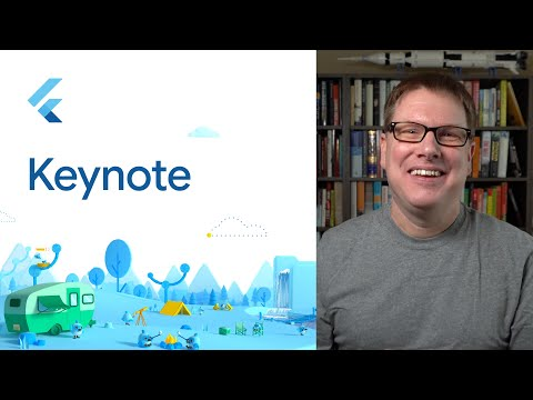 Keynote (Flutter Engage)