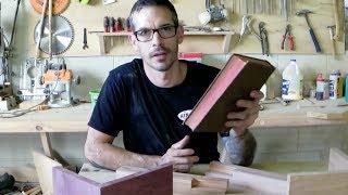 "4 Técnicas de Carpintería Olvidadas del Libro ""Carpentry & Joinery"""