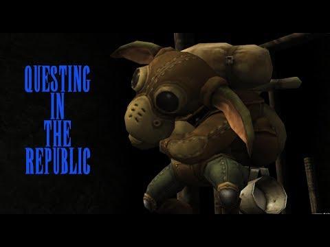 FFXI - Questing in the Republic  - 6/30/2017