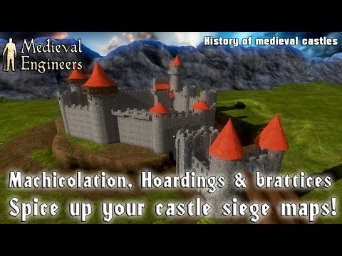 Medieval engineers : history of castles and medieval architecture