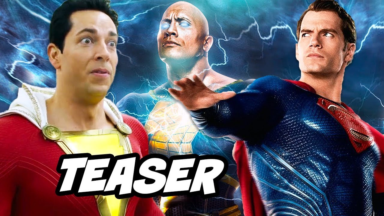 Download Shazam Superman Scene - Alternate Ending Post Credit Scene Breakdown