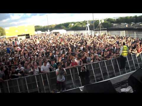 Joe Bloggs Promotions 'Lethal Bizzle' Evolution Festival Newcastle 2013
