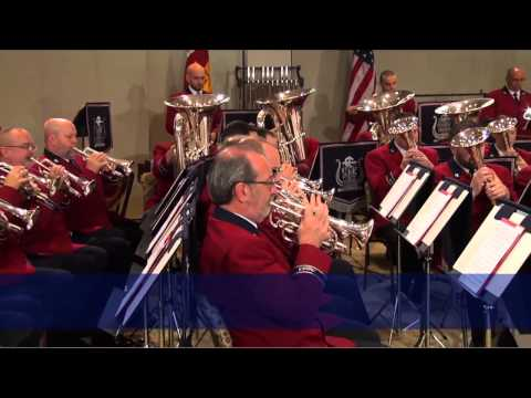 The New York Staff Band Congregational Song Accompaniments: Come Join Our Army