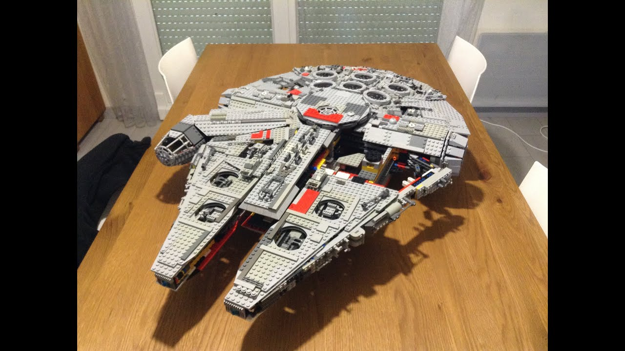 how to buy lego millenium falcon