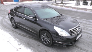 Выбираем б\у авто Nissan Teana 2 (бюджет 800-900тр)