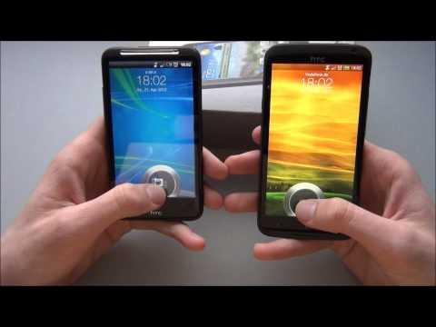 HTC One X vs. HTC Desire HD gleich unentschieden?