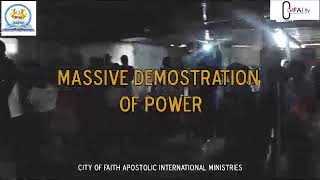 Apostle Prince Mafukidze - Massive demonstration of Power