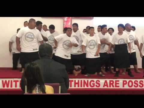 """Auckland A.O.G Samoa - Revival Two """"Youth"""""""