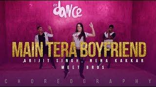 Main Tera Boyfriend | Raabta | Arijit Singh | Neha Kakkar | Sushant Singh Kriti Sanon | FitDance
