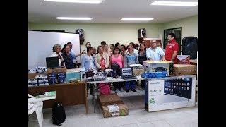 Asocomunal Granada recibió dotación tecnológica del programa 'Ideas en Grande'