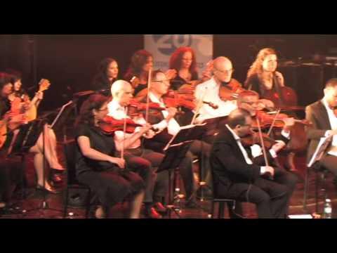 Andalusian music orchestra. MA'alot-Tarshiha. Mishchenko Vladimir