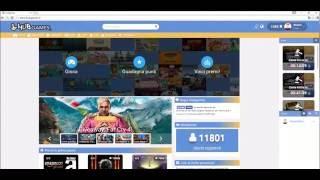 Hub Games ITA [google play, itunes card, steam card, amazon, league of legends]