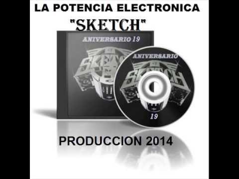 SKETCH 19 ANIVERSARIO-DJ MAG 01/03