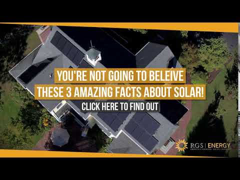 3 Amazing Facts About Solar