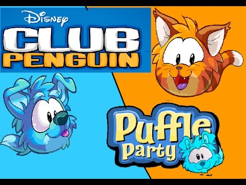 how to get puffles on club penguin without membership