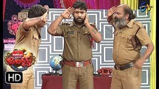 Adhire Abhinay Performance | Jabardasth | 21st September 2017| ETV  Telugu
