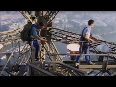 Voyage au centre de la tour  Eiffel - Documentaire