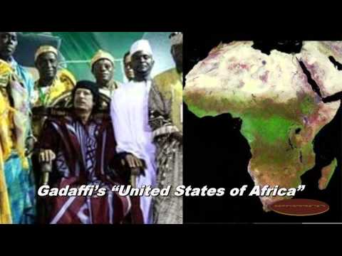 Gaddafi and Muta THE FULL INTERVIEW   TRUTH Behind Gaddafi's Murder