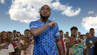 The Assurance, that come what may, Davido is #NaijaAllTheWay