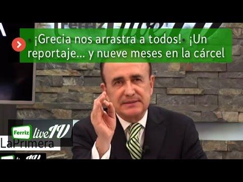 Ferriz LIVE TV- 29 de Junio, 2015-Programa 119